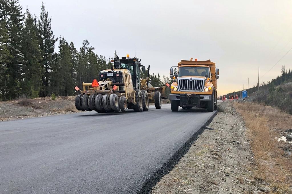 Dawson Road Maintenance